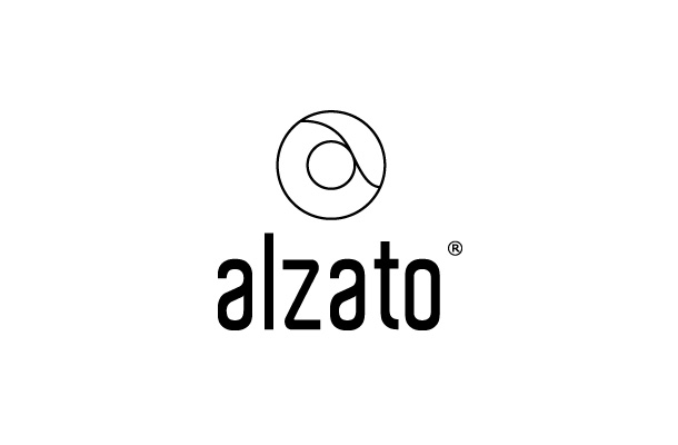 Alzato, approved logo.