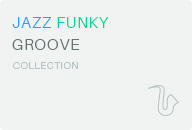 Jazz Funky Groove music audio collection on Audiojungle