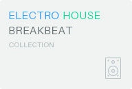 Electro House Breakbeat music audio collection on Audiojungle