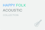 Happy Folk Acoustic music audio collection on Audiojungle