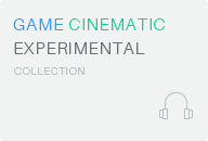 Game Cinematic Experimental music audio collection on Audiojungle