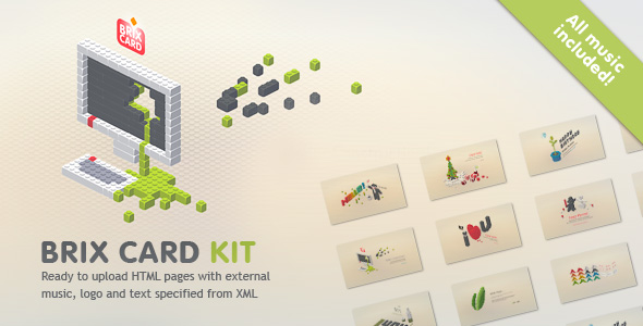 Brix Card Kit XML