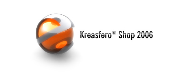 Kreasfero Shop, approved logo.
