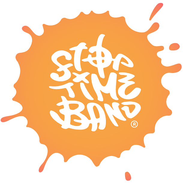 Stop Time Band logo