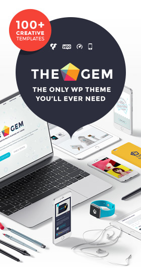 TheGem - Creative Multi-Purpose WordPress Theme